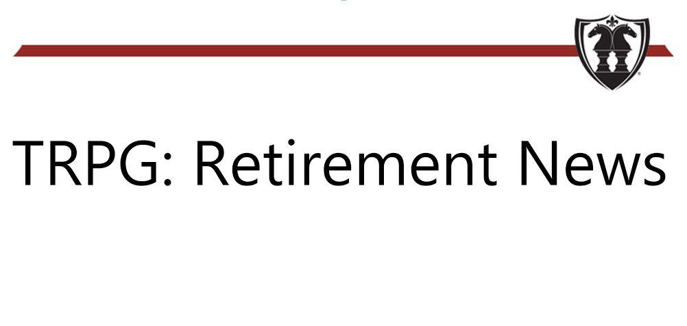retirement news