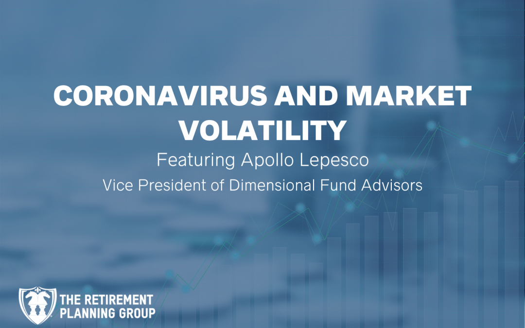 TRPG Digital Event: Coronavirus and Market Volatility