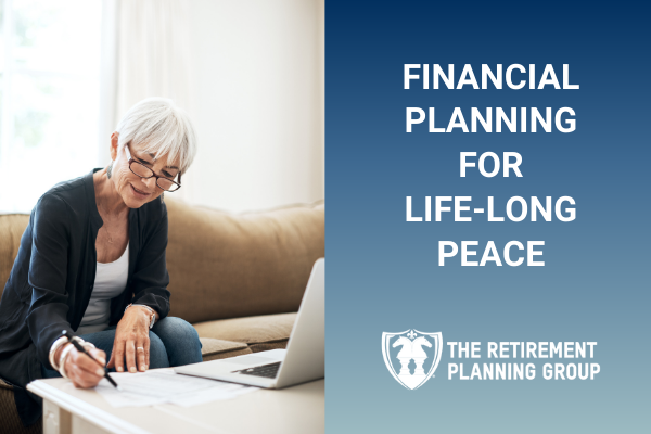 Financial Planning for Life-Long Peace
