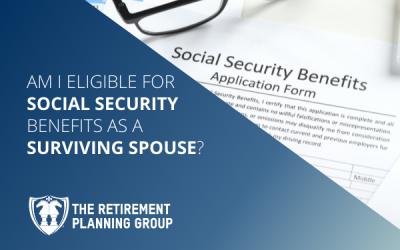 Am I Eligible for Social Security Benefits as a Surviving Spouse?