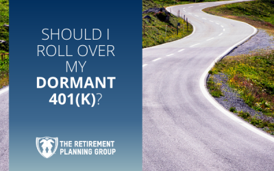 Should I Roll Over My Dormant 401(k)?