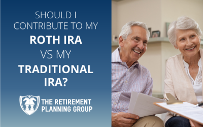 Should I Contribute To My Roth IRA Vs My Traditional IRA?