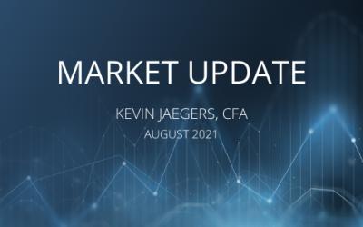 TRPG Market Update – August 2021